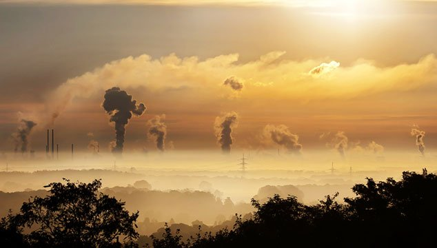 Air Pollution is a Leading Cause of Asthma